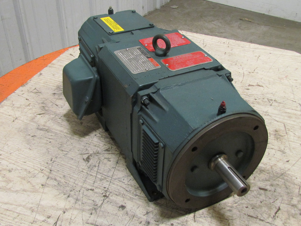 Reliance Electric Rpm Iii Dc Motor T18r1333 3 Hp Ac