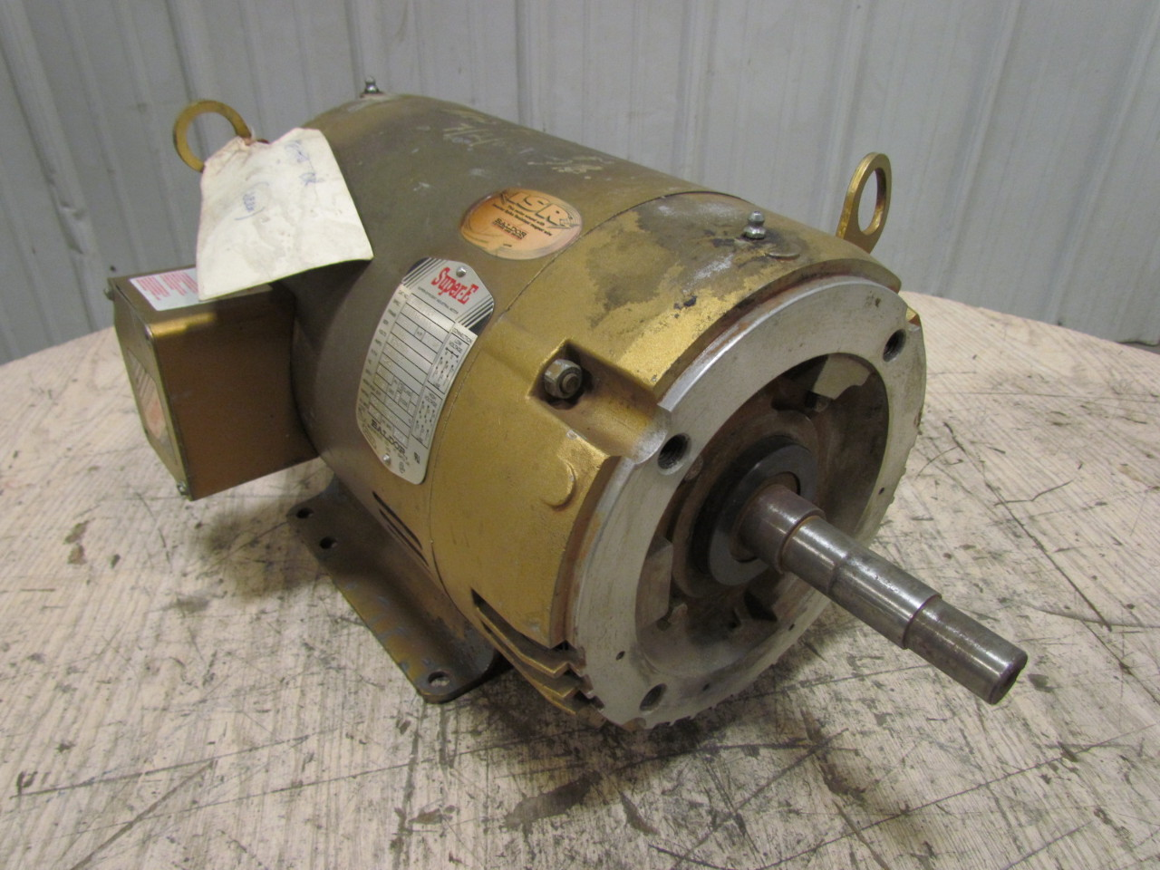 50 Hp Electric Motor Nema Frame Size