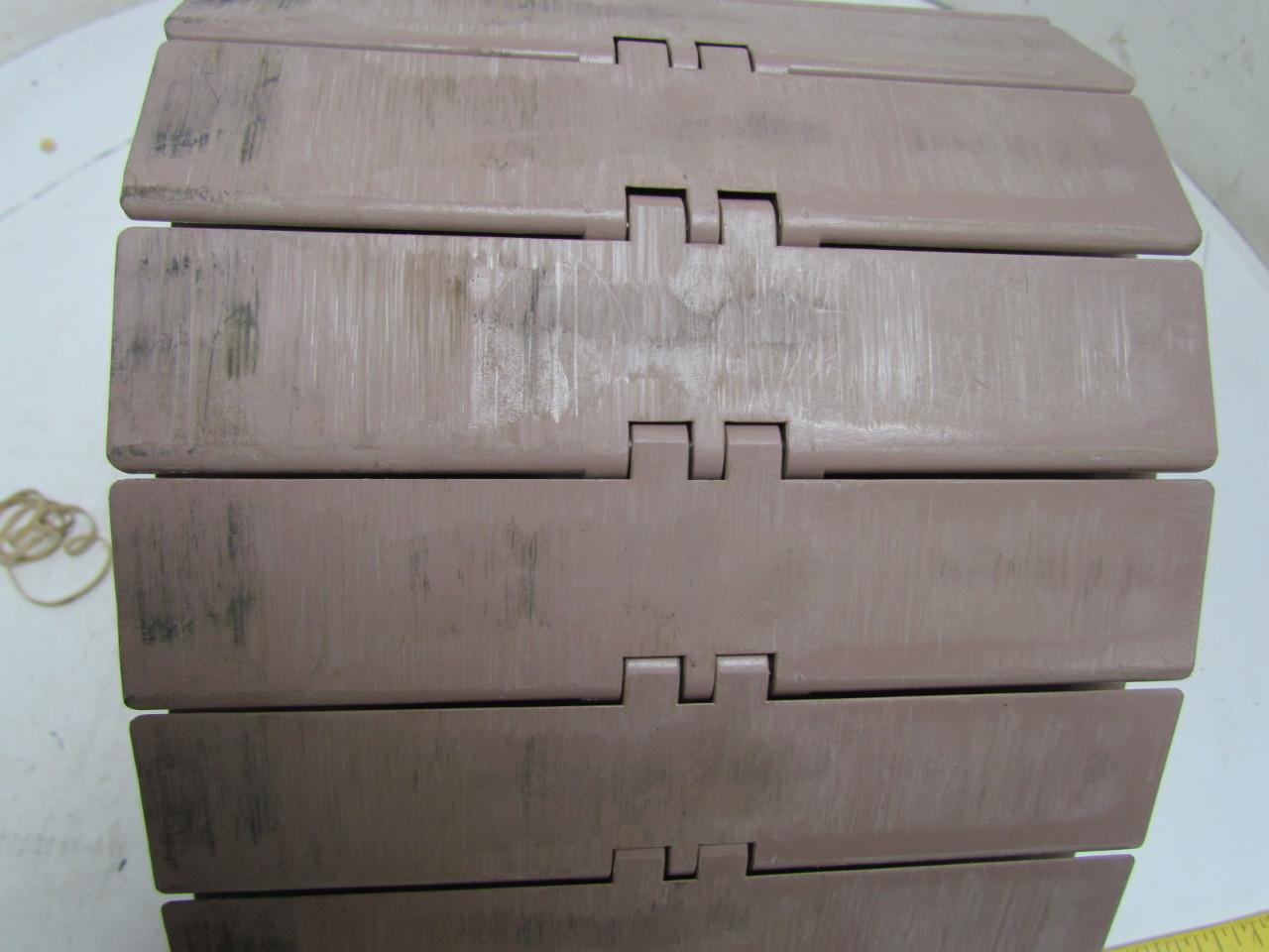 Marbett 820k750 table top conveyor chain 7 1 2 x 10 39 l 1 1 for 1 x 2 table