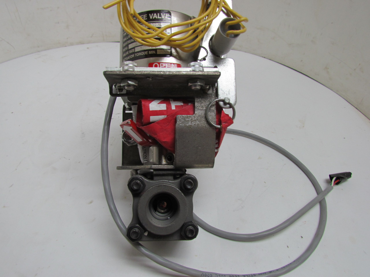 Essex 3 4 Fire Safe Heat Actuated Automatic Thermal Gas Shut Off Ball Valve Ebay