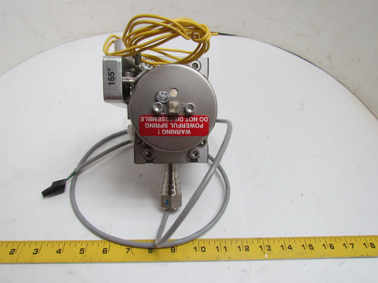 Essex 3 4 Fire Safe Heat Actuated Automatic Thermal Gas Shut Off Ball Valve