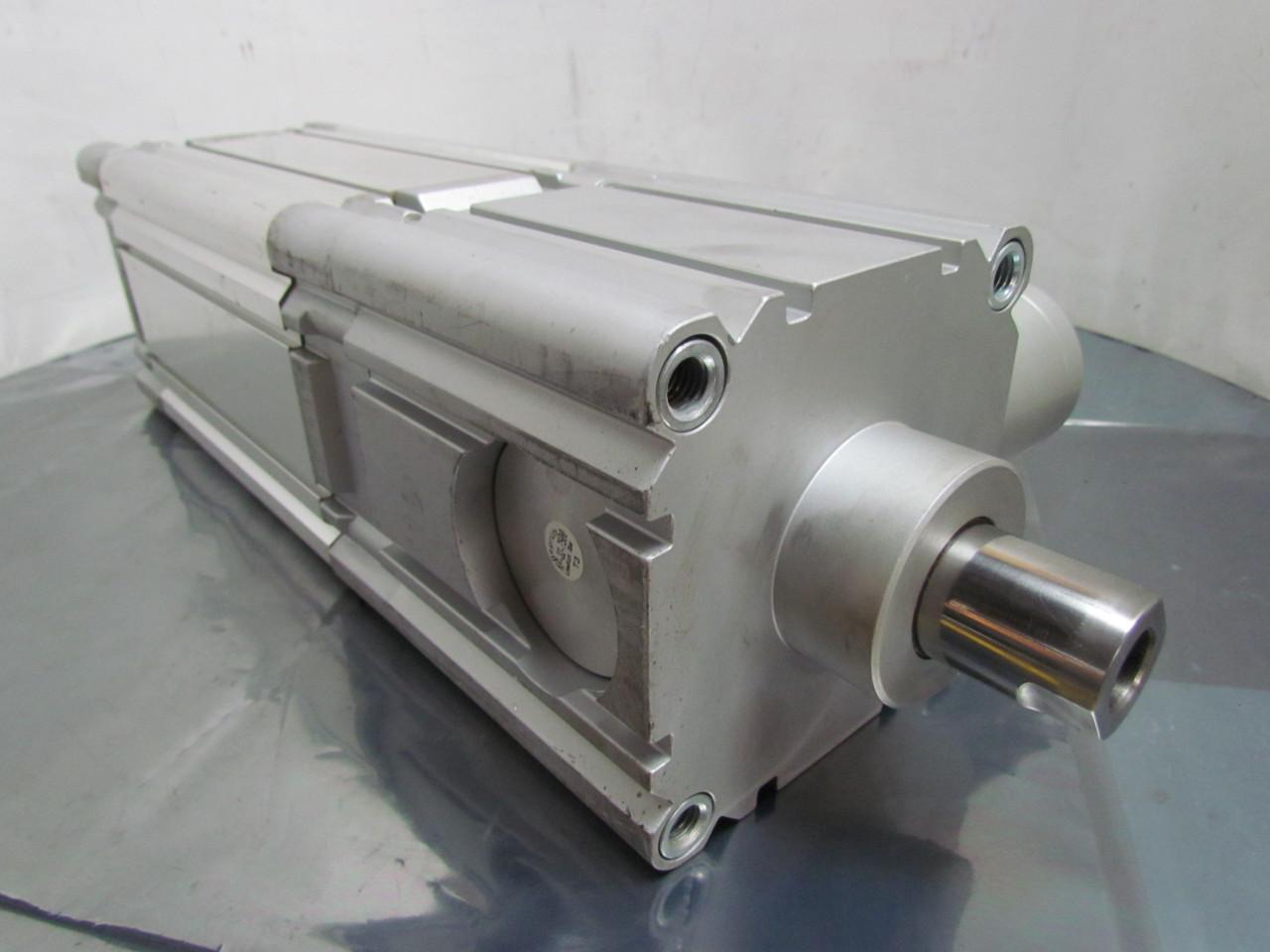 Festo pneumatic air cylinder mm bore stroke w rod