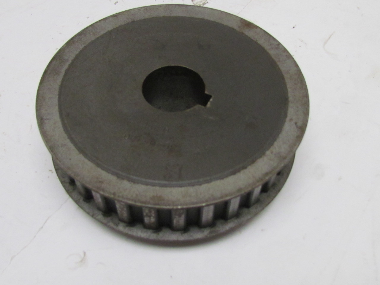 30h100 30 tooth 1 2 quot pitch timing belt pulley 35mm bore