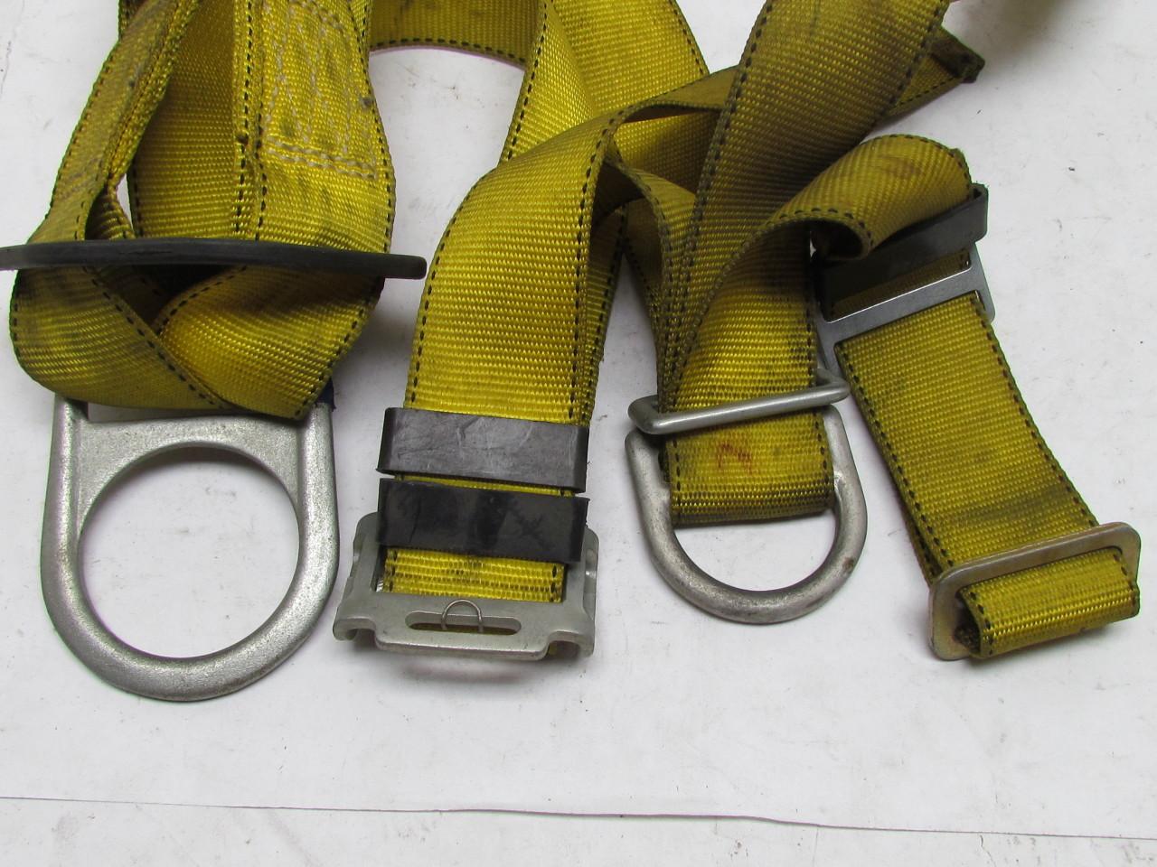 dbi full body safety harness fall arrest climbing gear. Black Bedroom Furniture Sets. Home Design Ideas