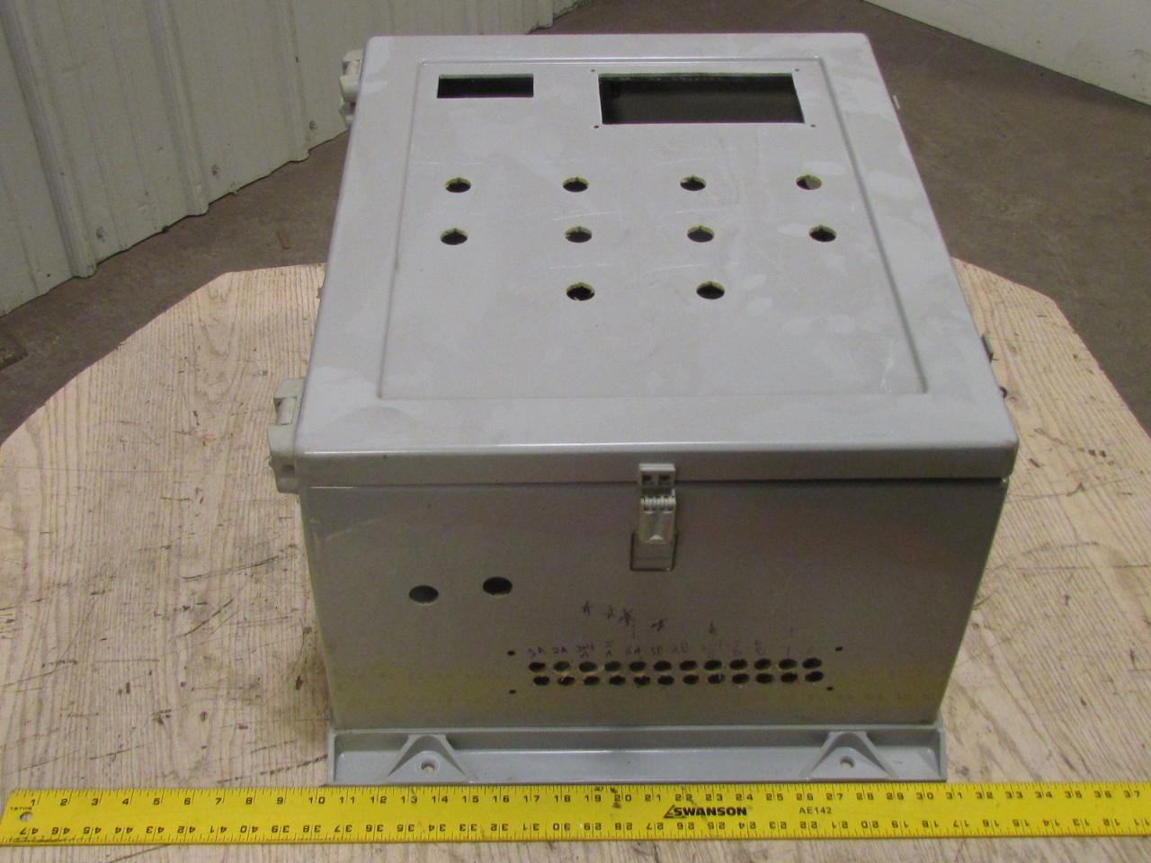 Hoffman fiberglass wall mount electrical enclosure box for Electric motor enclosure types