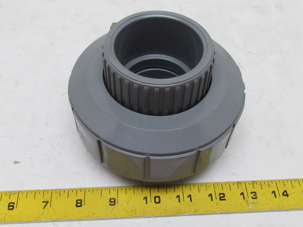 Nibco quot sch pvc union socket adapter