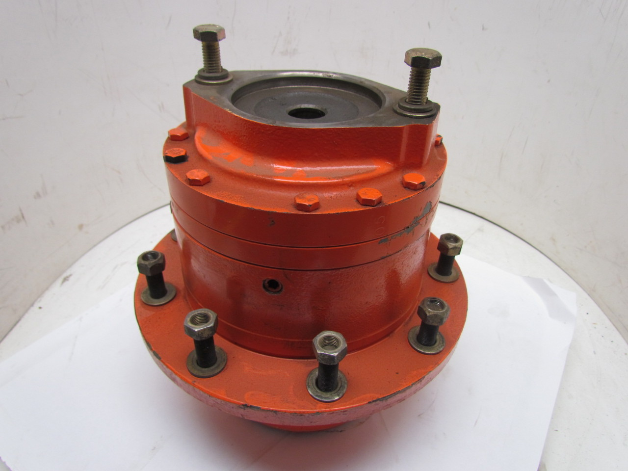 Hydraulic Wheel Hub Motors : Fairfield torque hub wheel driven by bolt spline