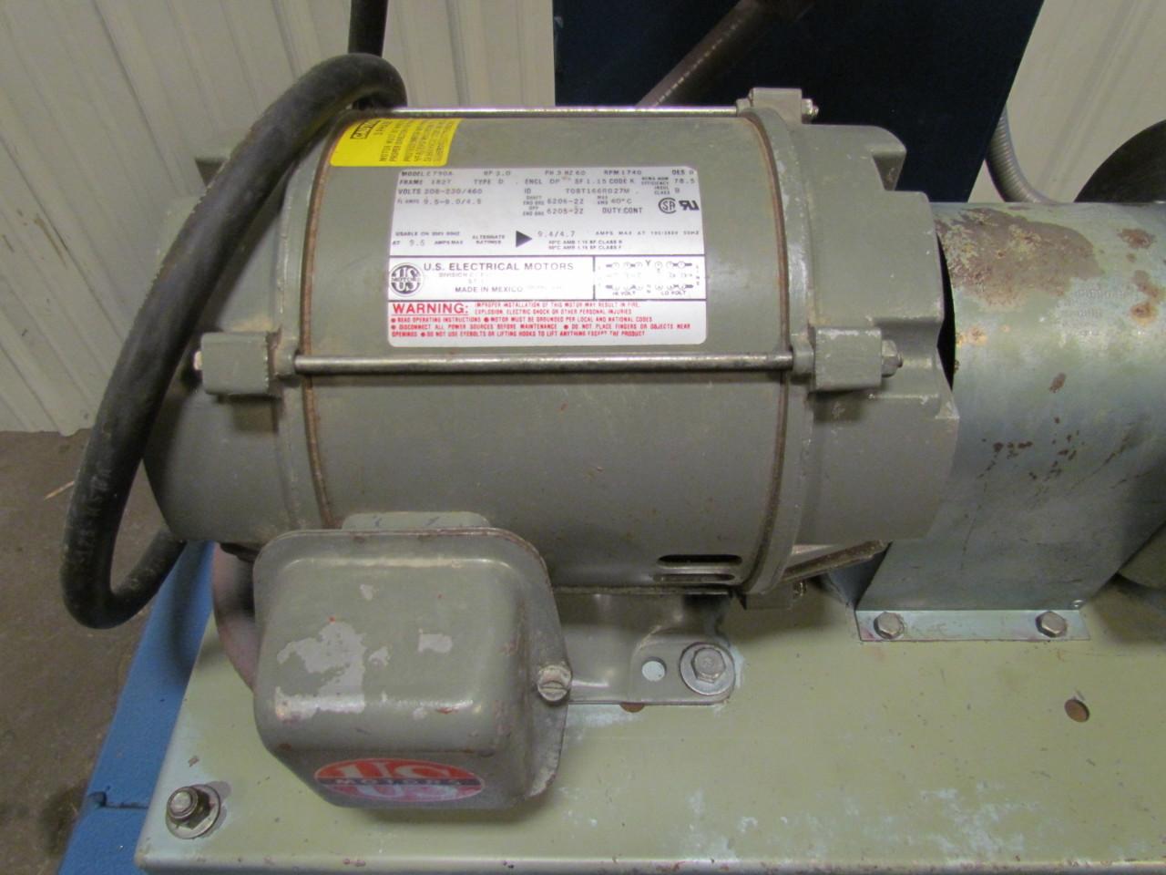 Vacuum Pump Gast Rotary Vane Pumps Wiring Diagram Photos Of
