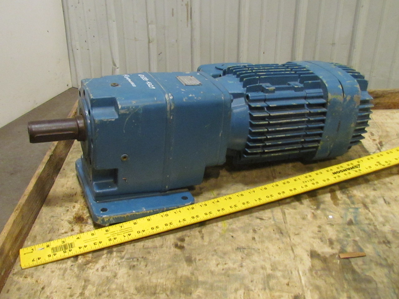 Mannesmann Demag D06 B 3 0 3 3ph Electric Motor W Brake