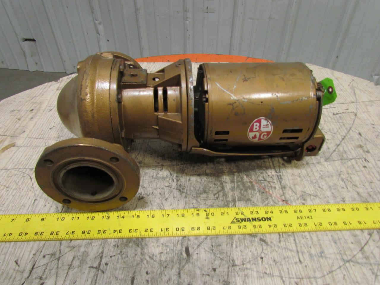 Bell  U0026 Gossett B37ta79 3 U0026quot Pd Flanged Bronze In