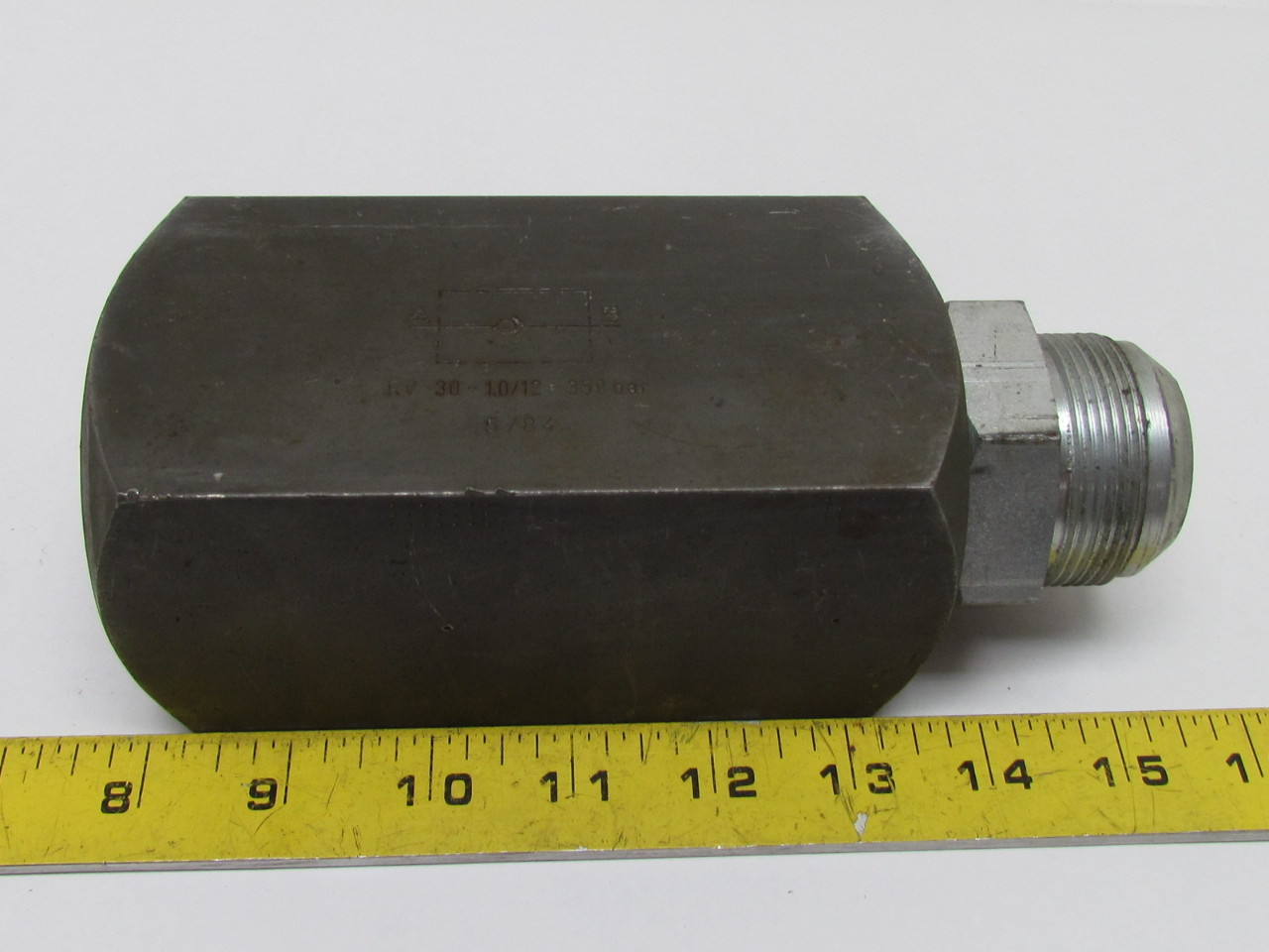 Rexroth Hycon 45/84 Carbon Steel 1-1/2
