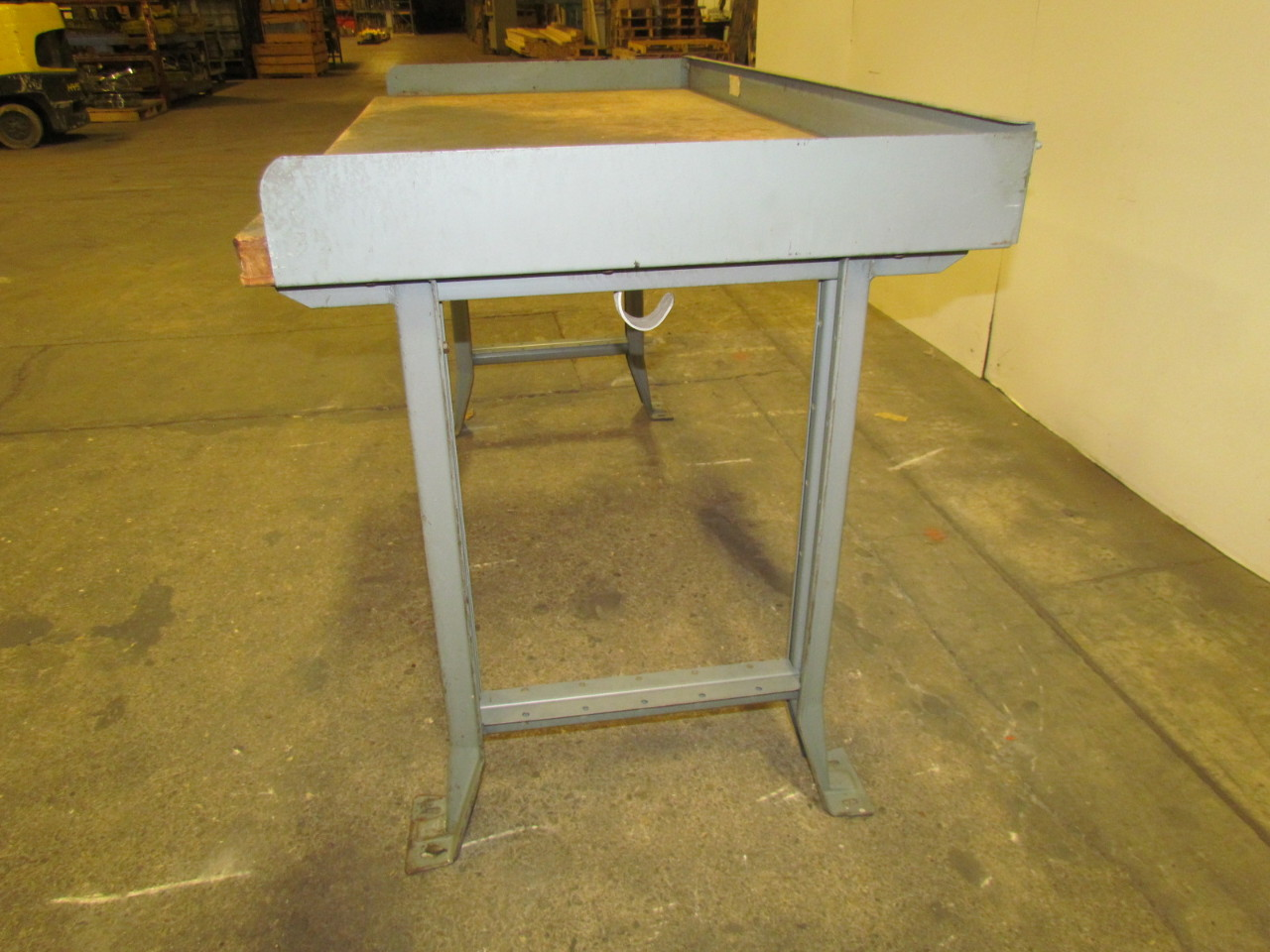 Table Height 36: Adjustable Height Welded Steel Frame Workbench Table