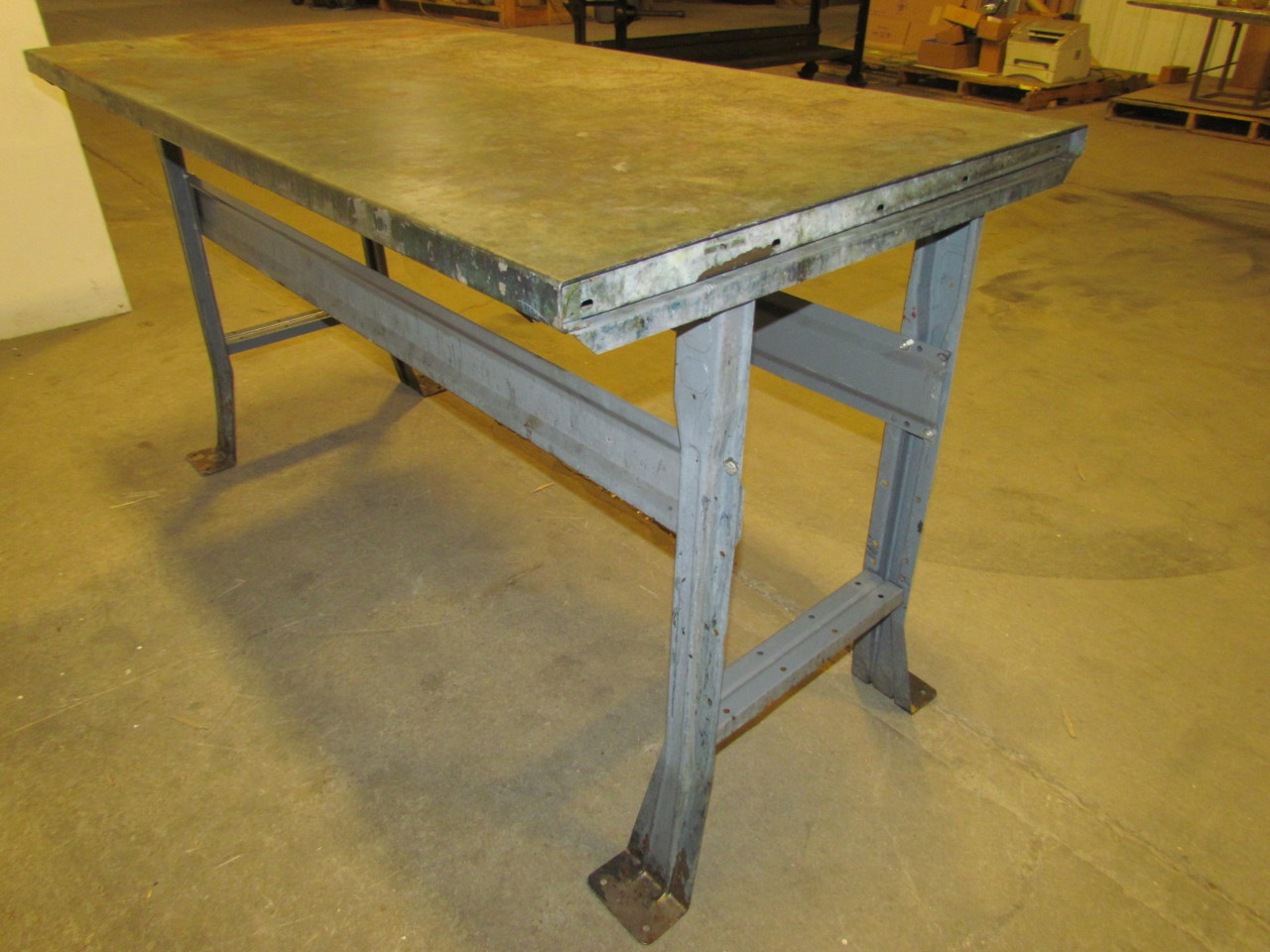 Metal Work Bench Legs 28 Images Edsal 33 In H X 2 In W X 30 In D Steel Adjustable X Bench