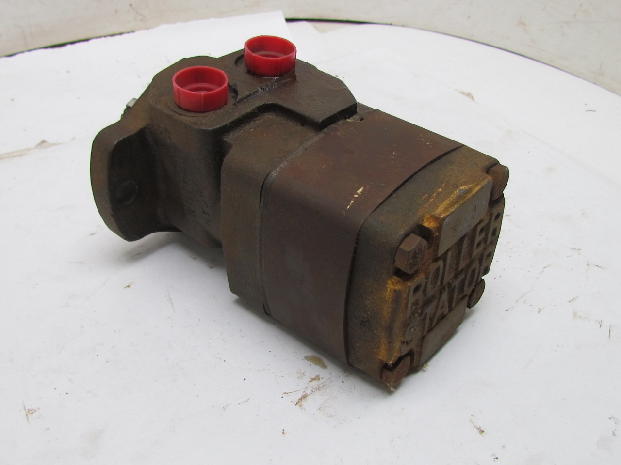 White Roller Stator 298 1 Dr6 Hydraulic Motor 2 Bolt