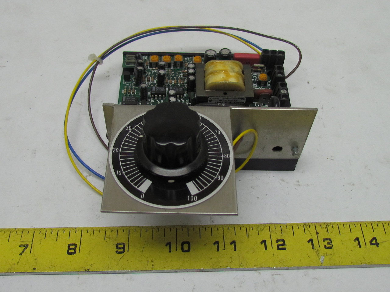 Extron 181 T 343y Dc Motor Controller Card 1 2hp 115 230vac 180vdc Ebay