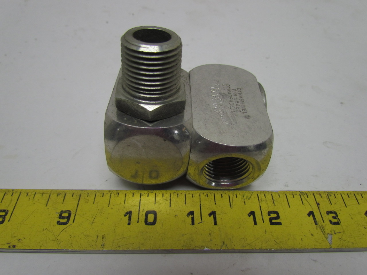 Dynabrade 95462 1 2 Quot Npt Dynaswivel Universal Joint For Air
