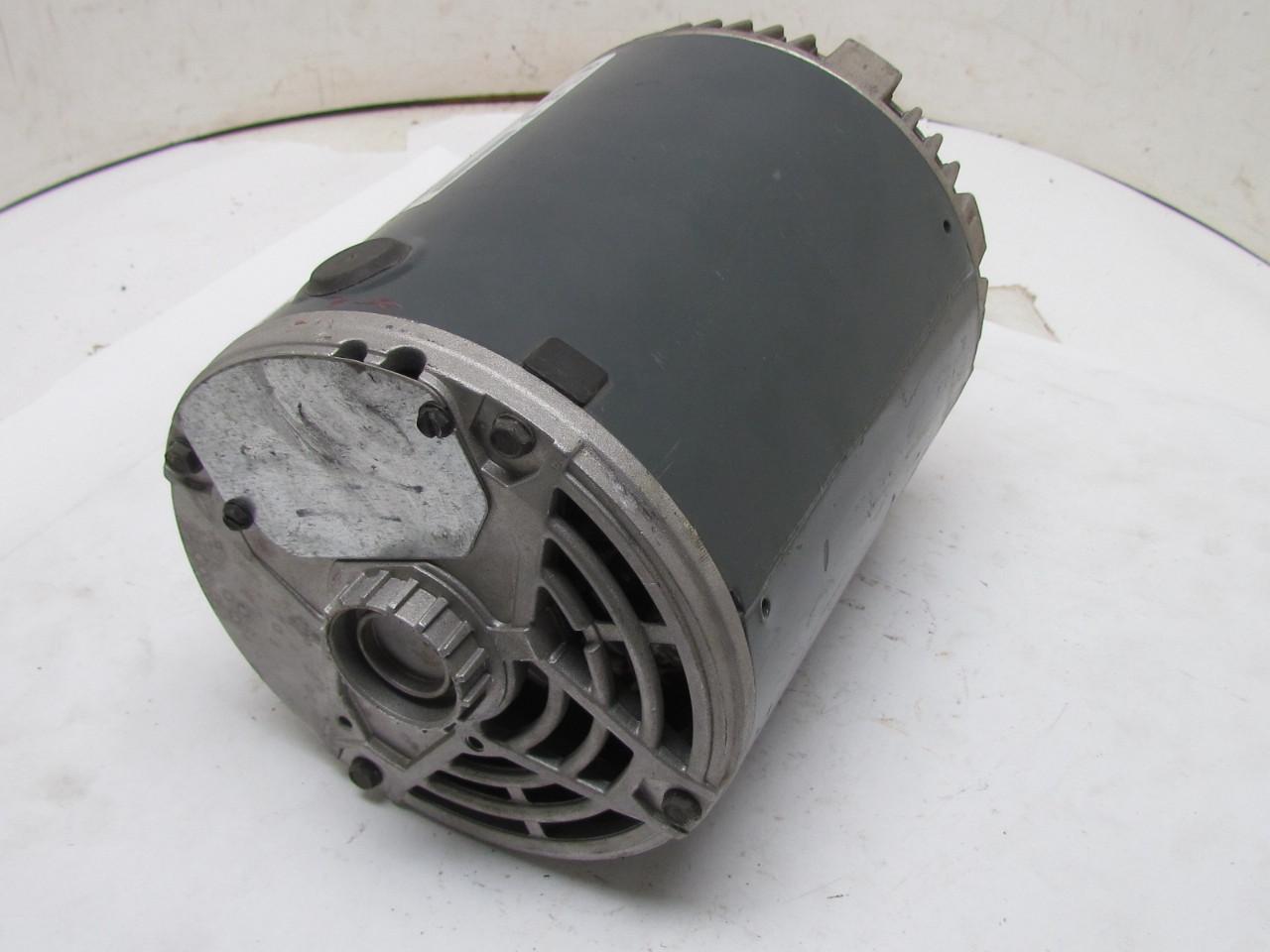 Marathon 5k46kn2173 k222 3 phase ac motor 1 5hp 3450 rpm for 56c frame motor dimensions