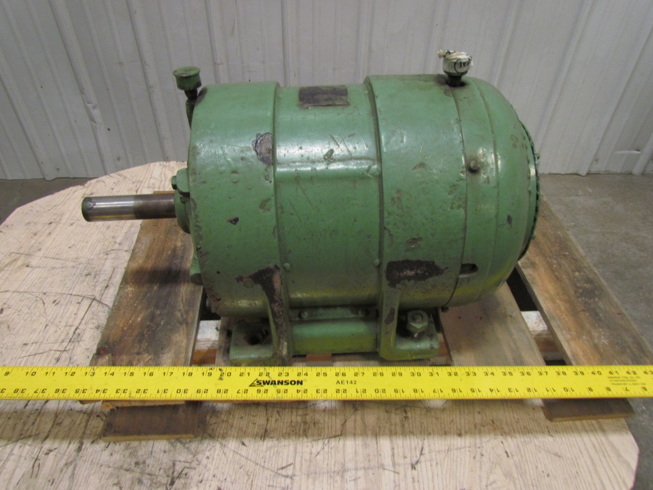 allis chalmers 310dz 12 6 3ph electric motor 5hp 1140 rpm