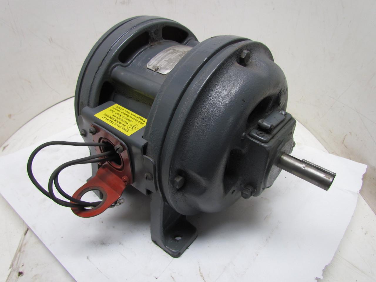 Ge general electric 3 phase 1hp 110v vintage motor 1720 for 3 phase 1hp electric motor