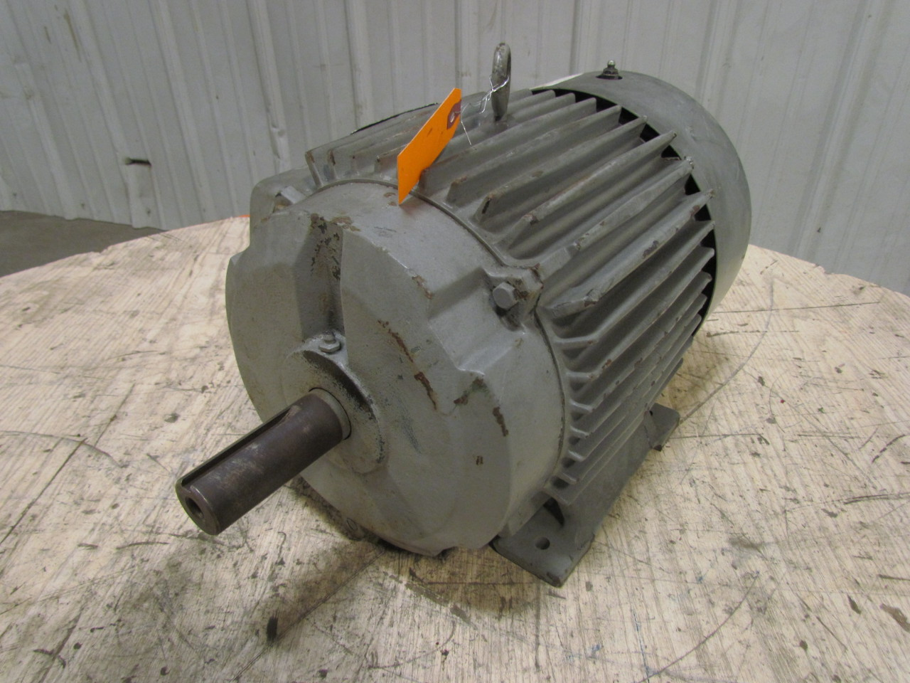 Reliance p21g312c 10 hp electric motor 460v 3ph 1755 rpm for 10 hp ac motor
