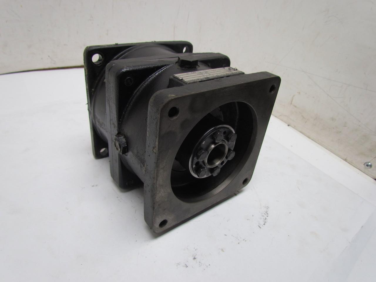 Alpha sp il ratio motor mounted gear reducer w mm