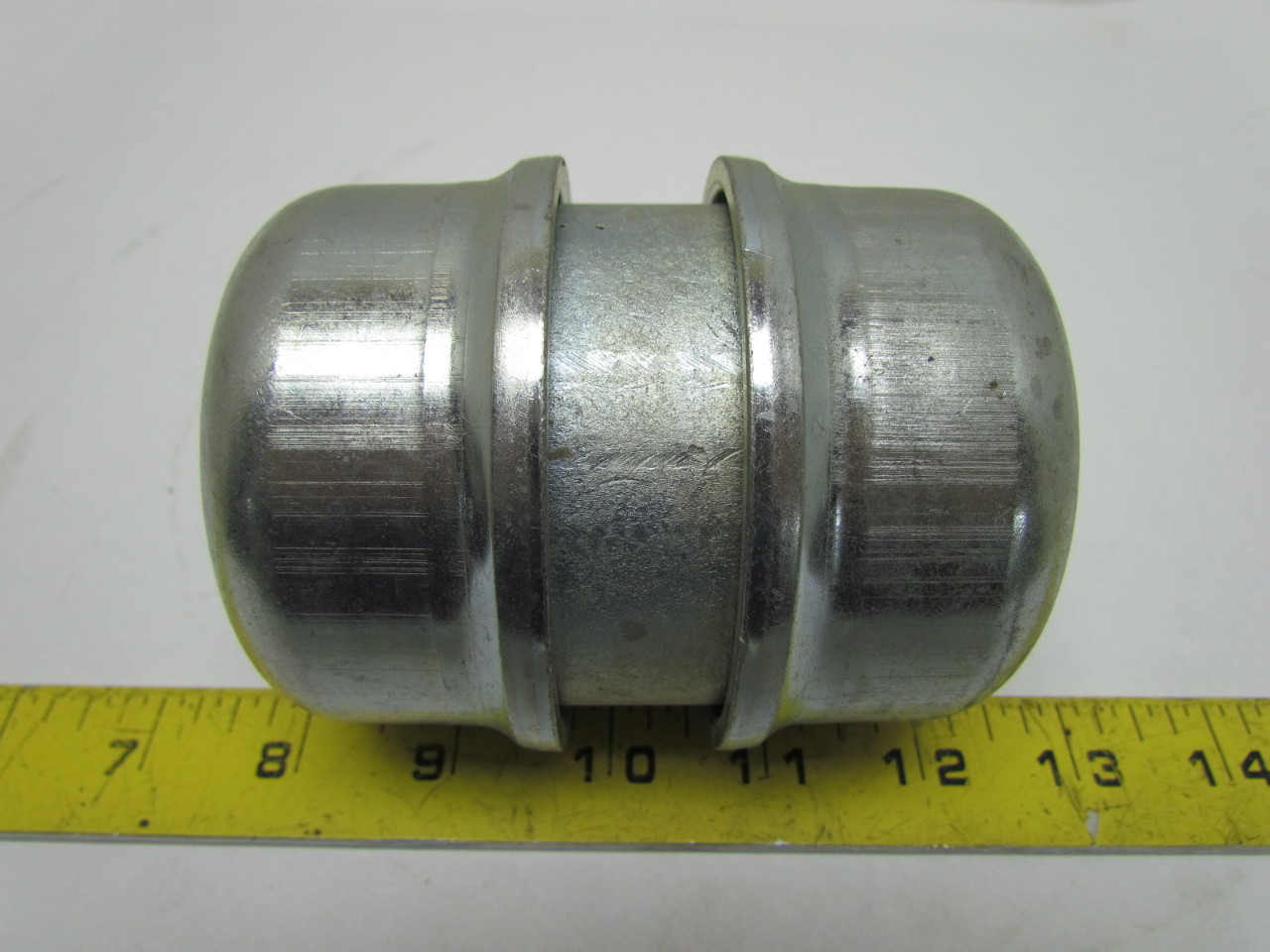 Quick joint coupling quot dia l steel compression pipe