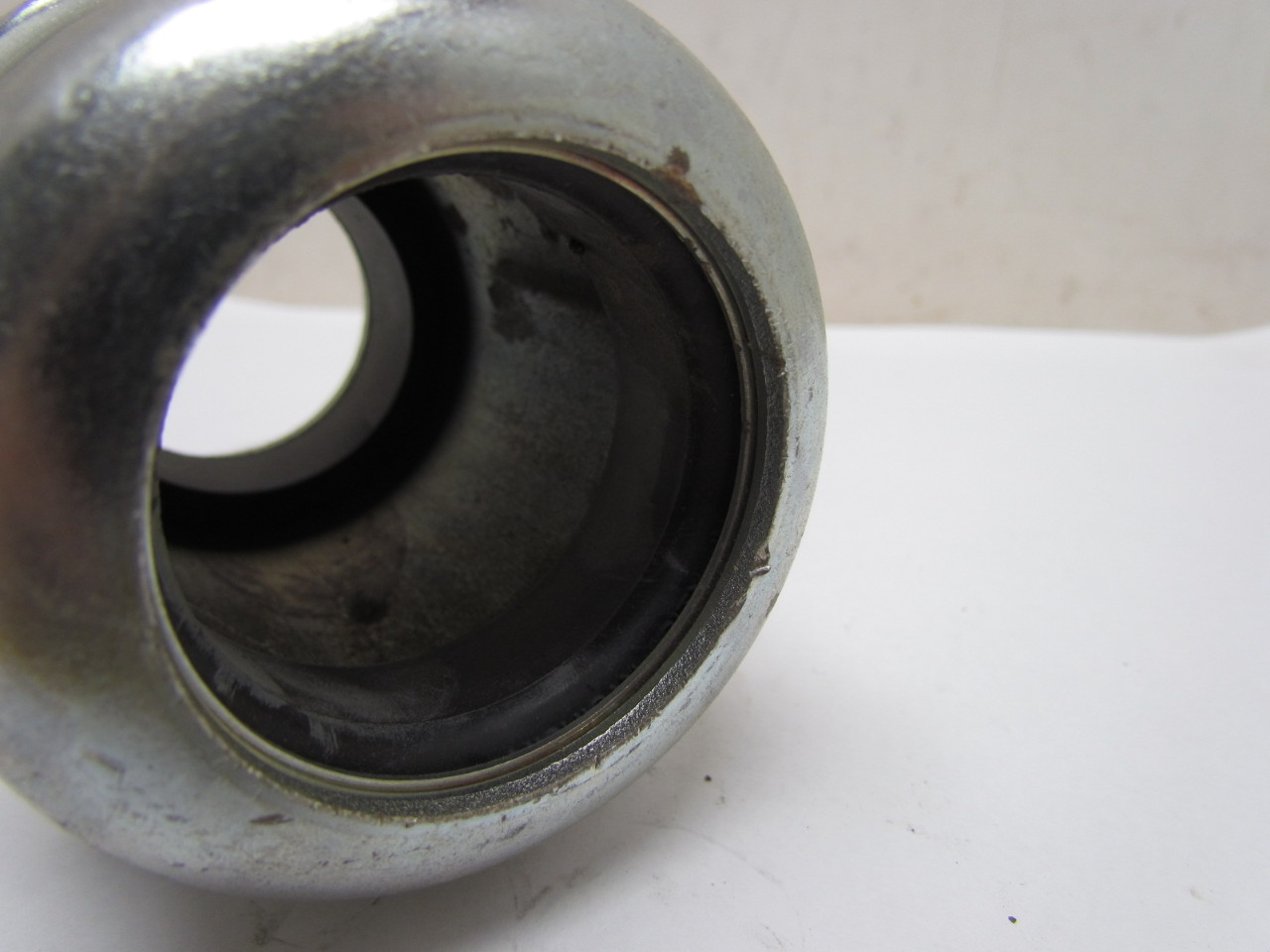Metal Pipe Coupling : Quick joint coupling quot dia l steel compression pipe