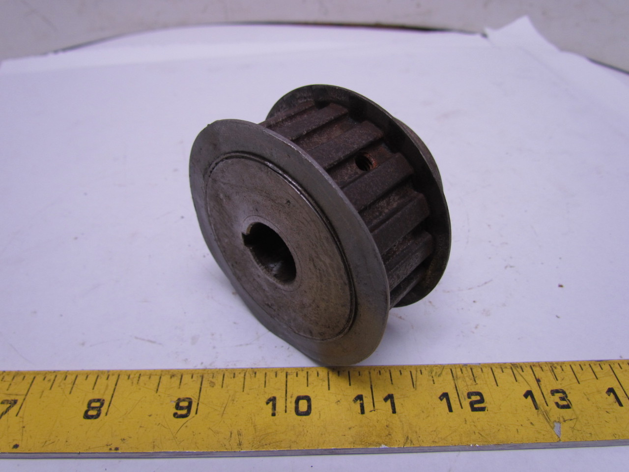 browning 17hb100 timing belt pulley 1 2 quot pitch 17 teeth 3