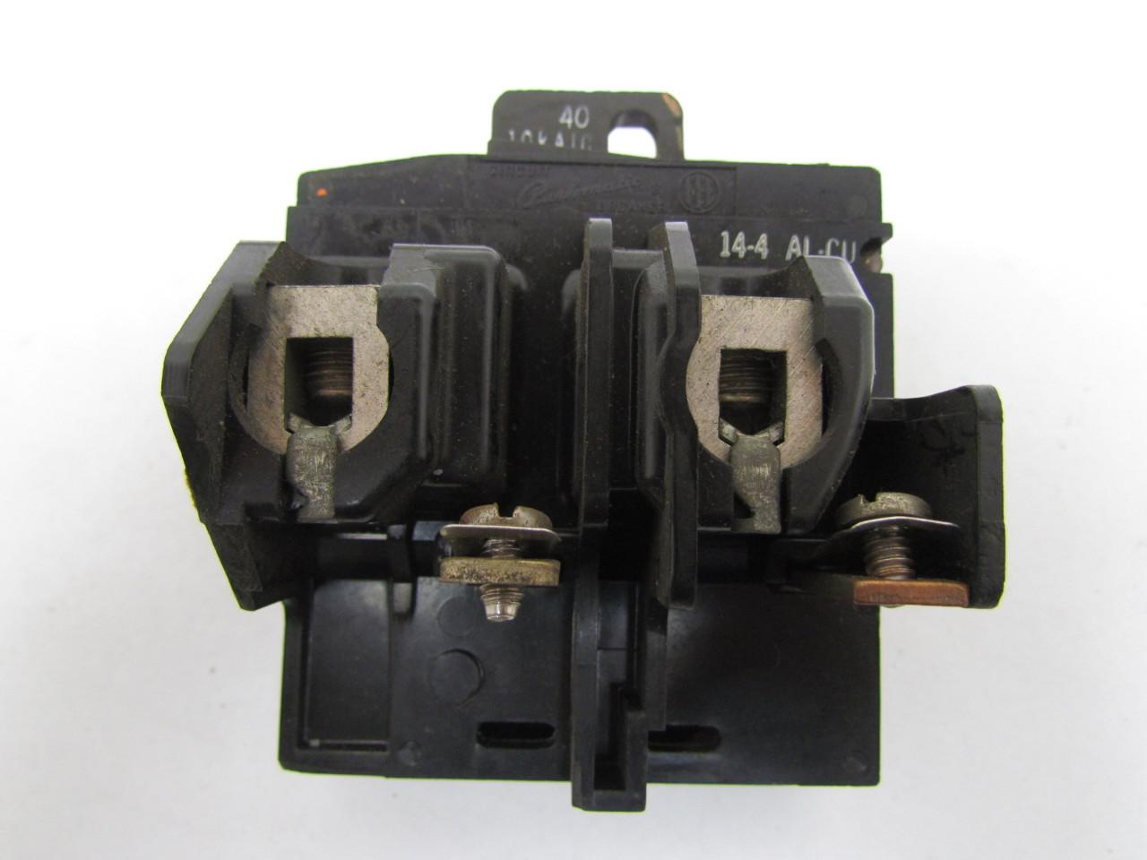 pushmatic breaker wiring diagram ge shunt trip breaker wiring diagram ite 10kaic 2-pole pushmatic circuit breaker 40 amp   ebay