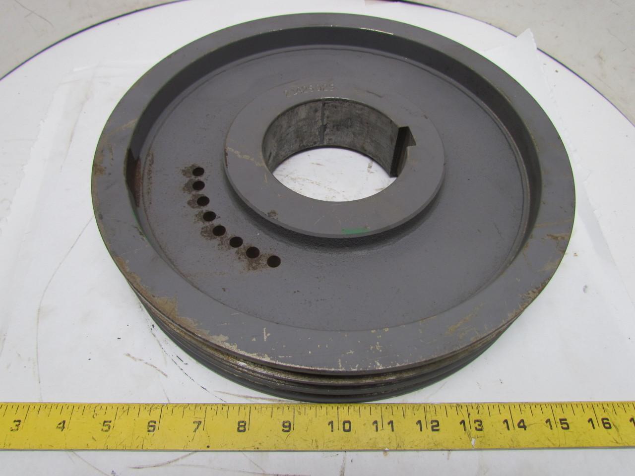 Browning 3r5v125 3 Groove Pulley Sheave 5v V Belt Split
