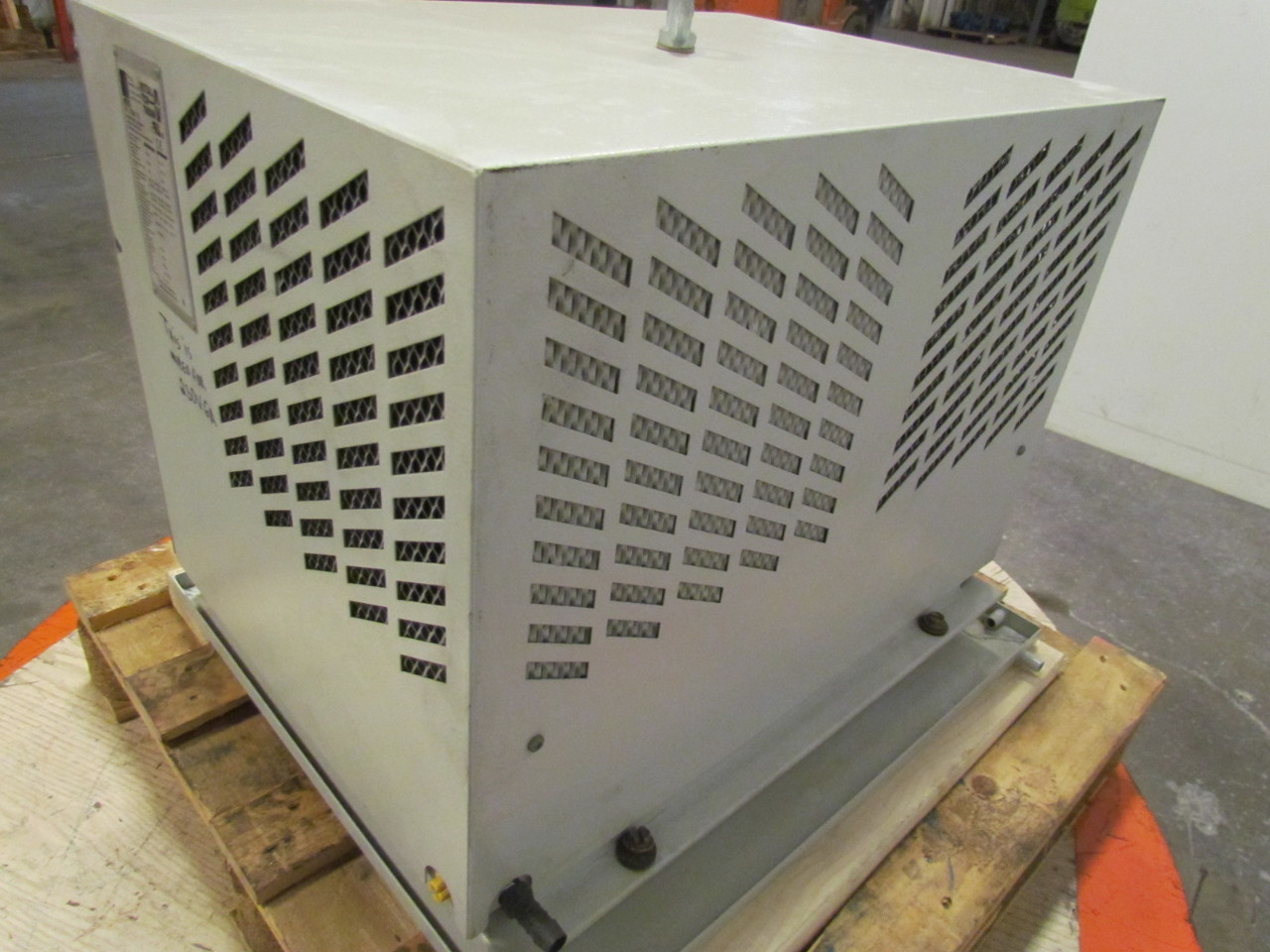 Rittal Sk3384110 Roof Mounted Ac Cooling Unit Basic