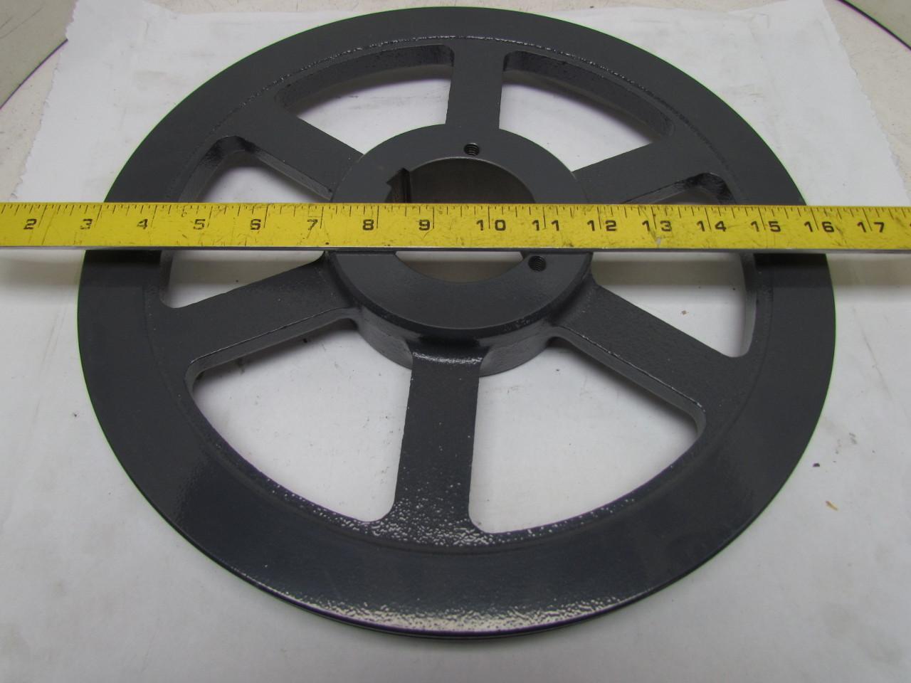 browning 1q3v140 1 groove pulley sheave 3v v belt split
