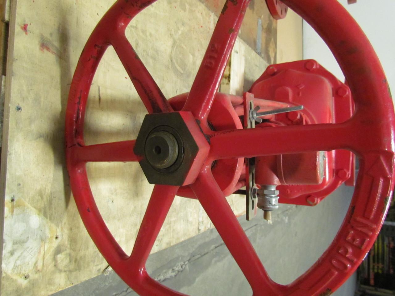 Flow Control 10 Quot Resilient Wedge Gate Valve Ductile Iron