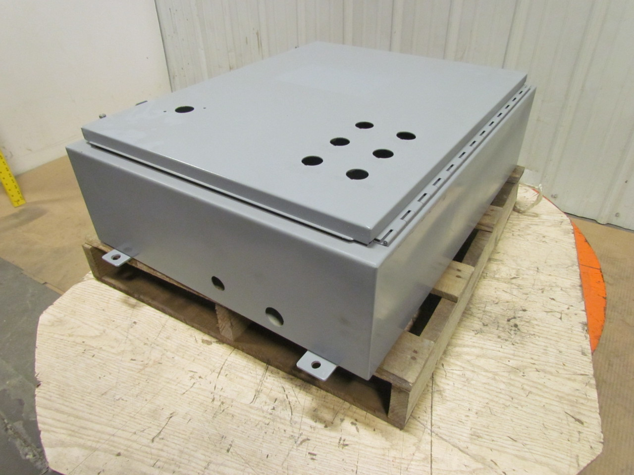 Hinged Electrical Box : Hoffman hinged window box free engine image for
