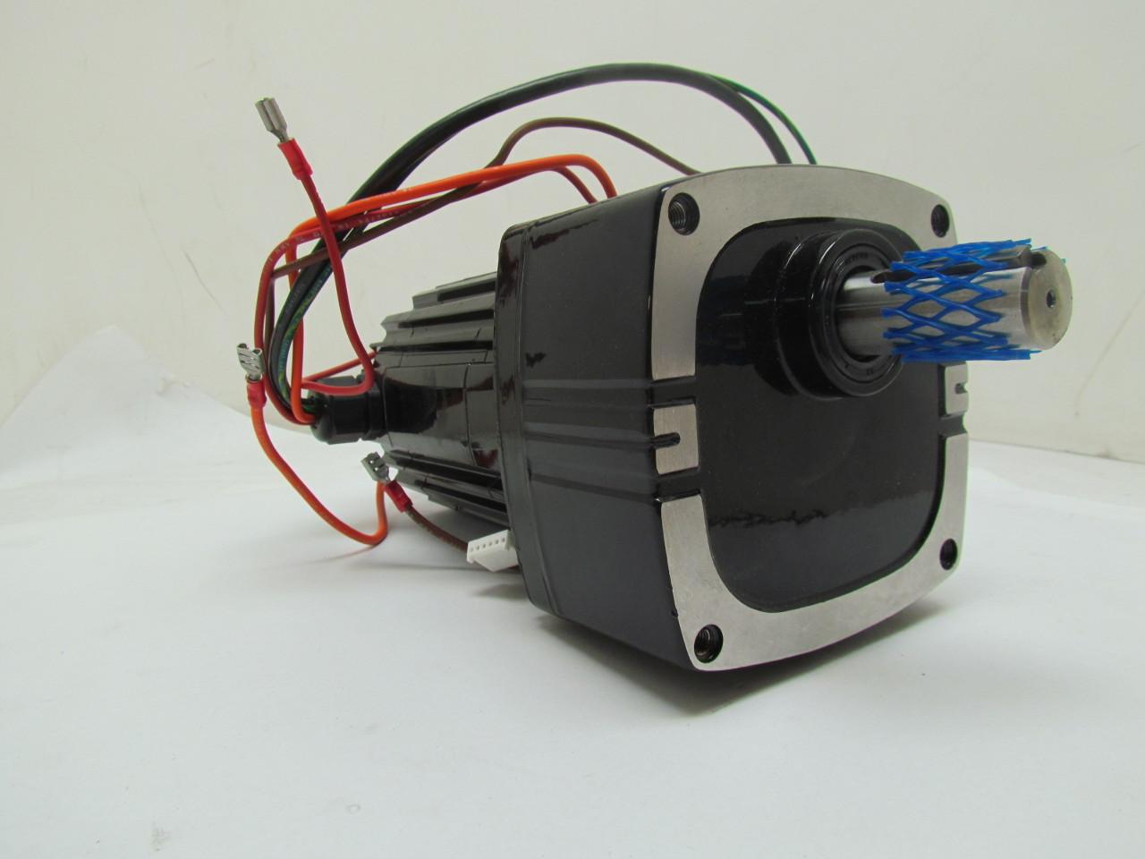 Bodine Electric 34b6bebl F3 24v Gearmotor 18amp 3 8hp