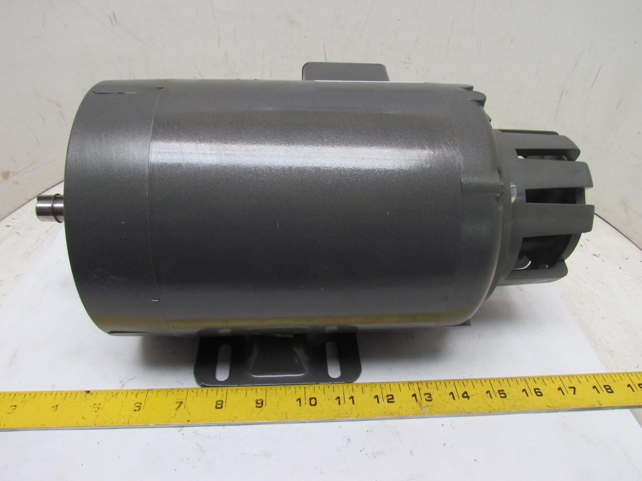 Baldor Idnm3538 Inverter Drive Motor 1 2hp 3 Phase 230