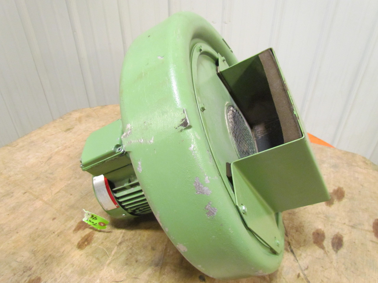 Cast Aluminum Blowers : Dg  cast aluminum blower mm inlet