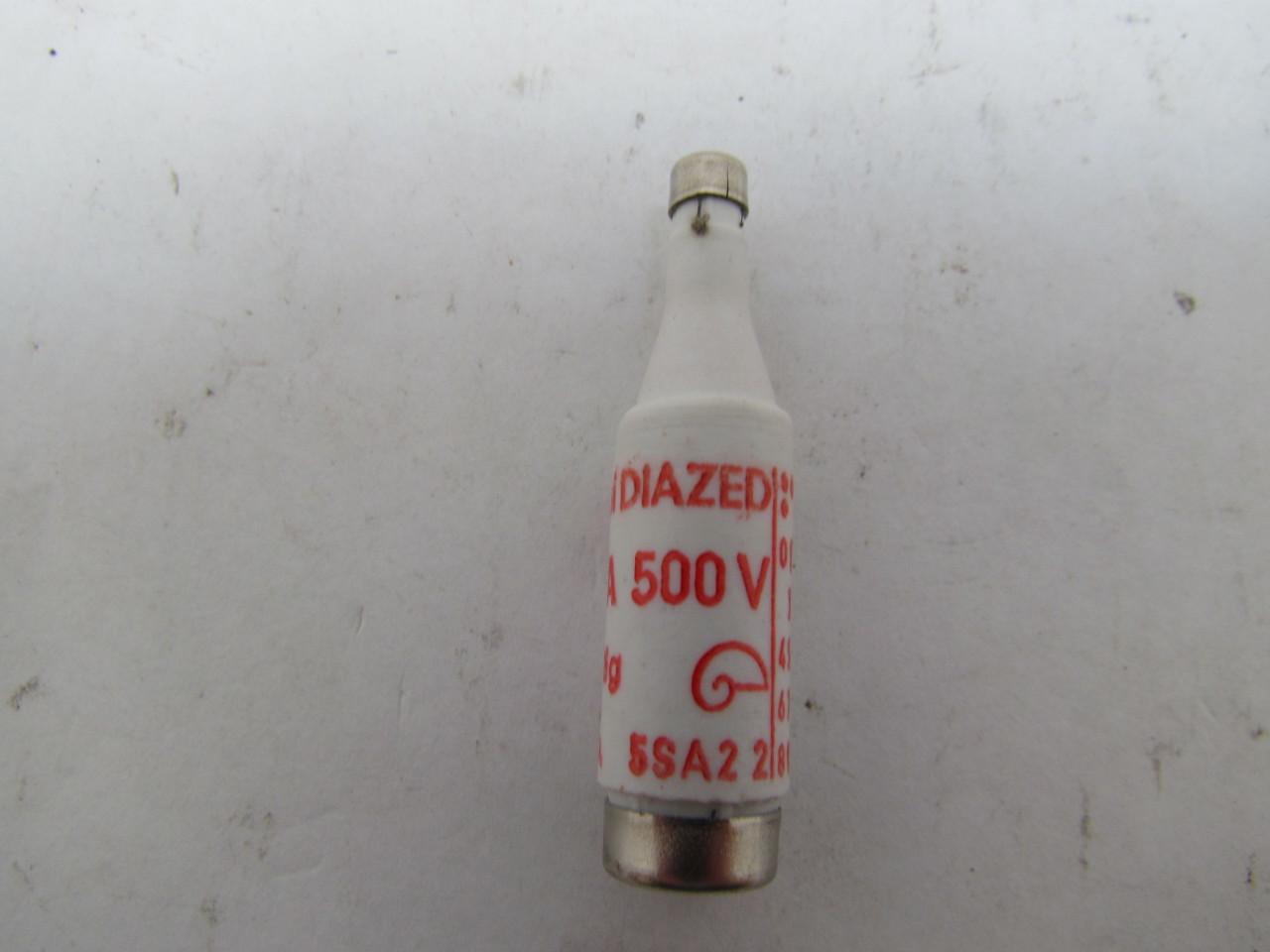 siemens 5sa2 21 sicherungseinsatz original diazed bottle fuse 4a siemens 5sa2 21 sicherungseinsatz original diazed bottle fuse 4a 500v box of 25