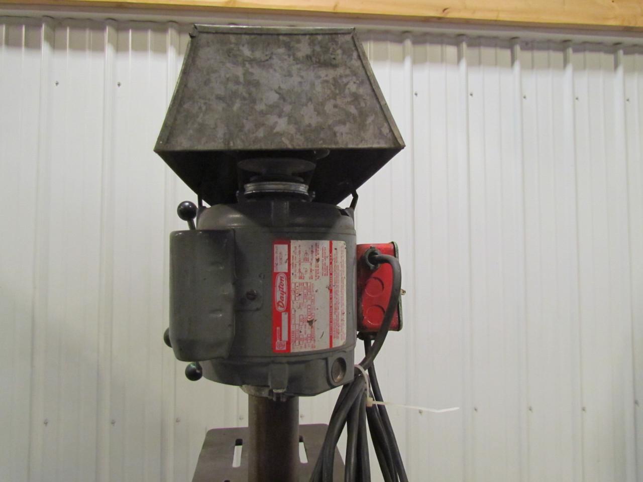 Walker TURNER 900 Series Drill Press 1/3HP 1/2 Chuck 8 ...