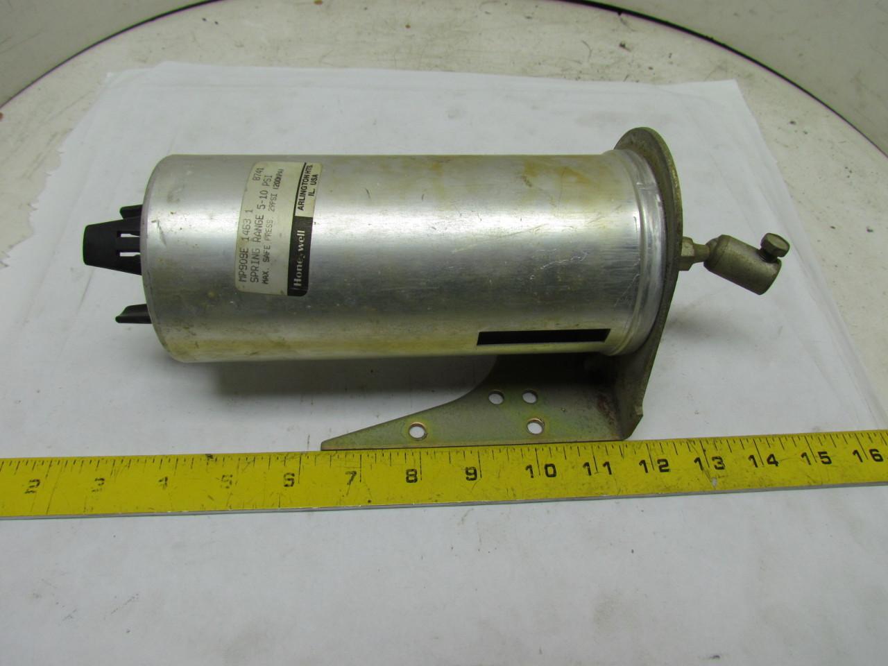 Honeywell Mp909e 1463 1 8741 Pneumatic Damper Actuator 5