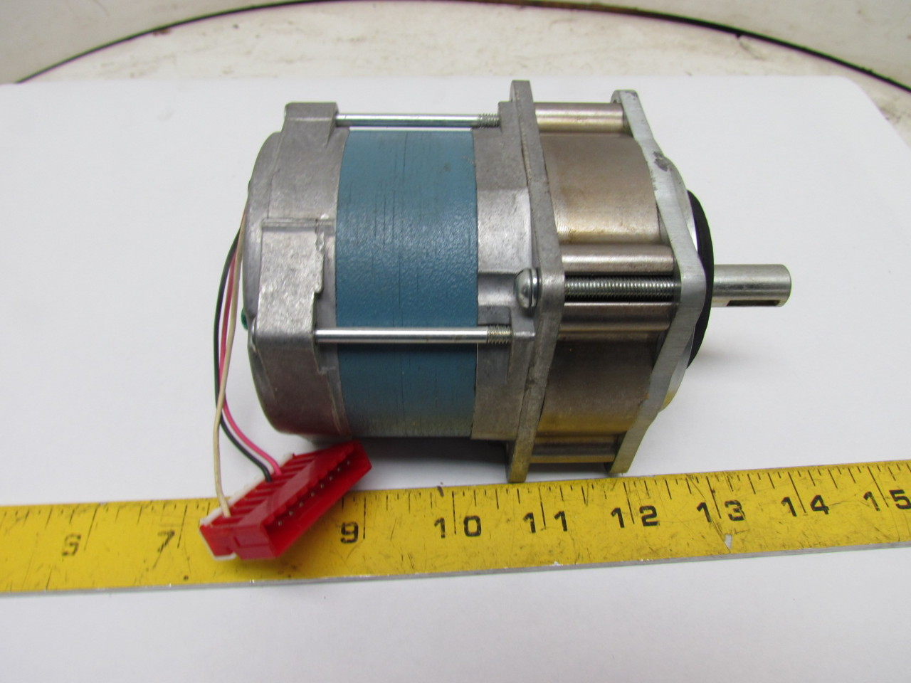 Superior Electric Ss241g5 Synchronous Stepper Motor 120v 0