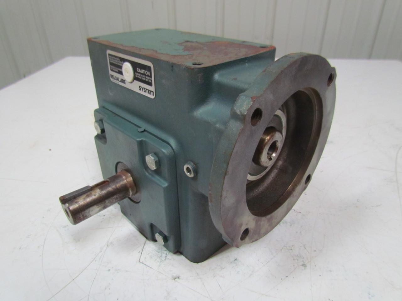 Dodge Tigear Q262b040m056lk Gear Reducer Gearbox 40 1 56c