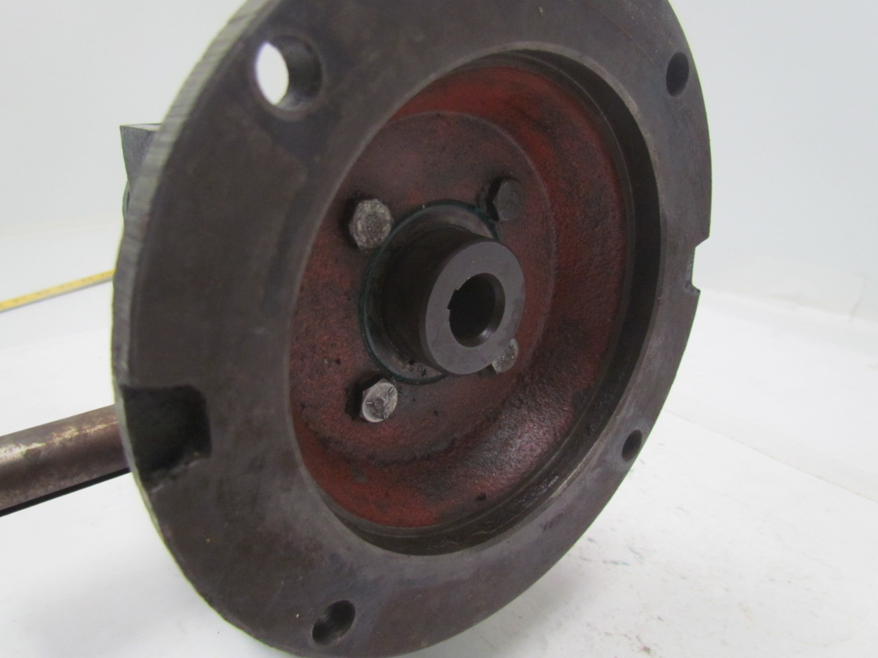 Hub City 214 Style A Right Angle Gearbox Speed Reducer 10