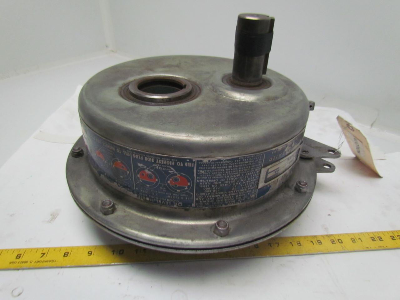 Falk j a shaft mounted gear drive reducer