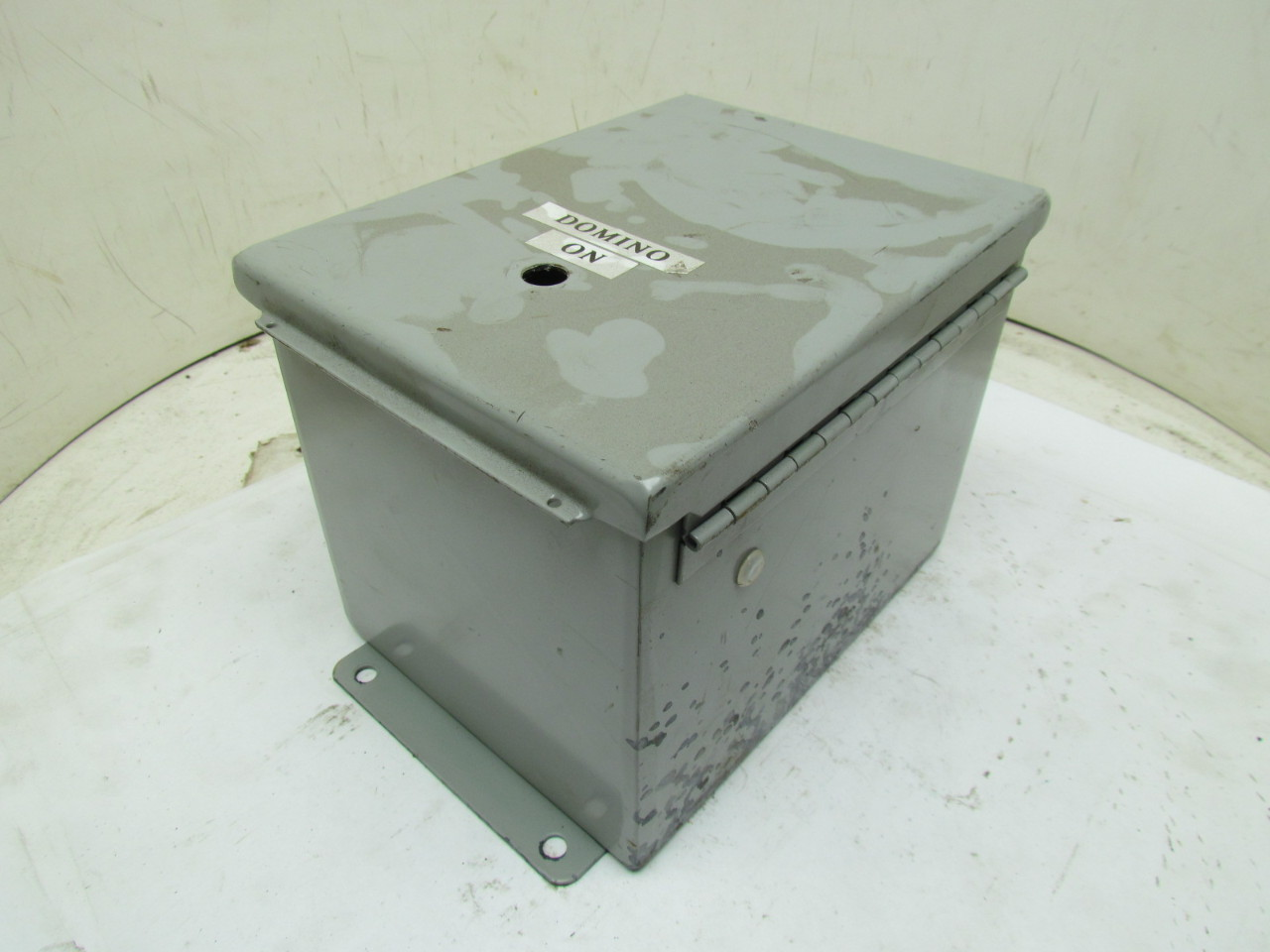 Hinged Electrical Box : Hubbell wiegmann b ch x quot jic box electrical
