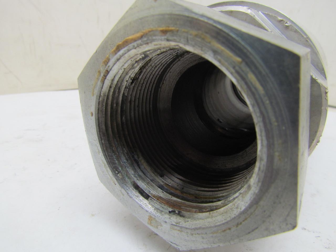 Dmic bval s aluminum ball valve full flow