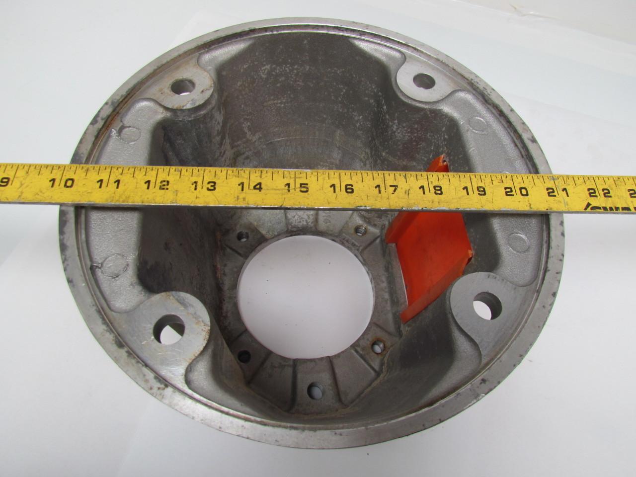 Vescor 1956 pump motor adapter bell housing style 8 for Hydraulic pump motor adapter