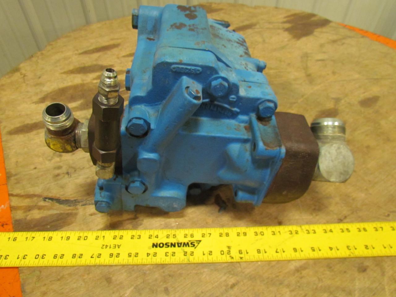 Vickers PVH98QIC-RF-1S-10-CM7-31 PVH Series Variable Piston Hydraulic Pump