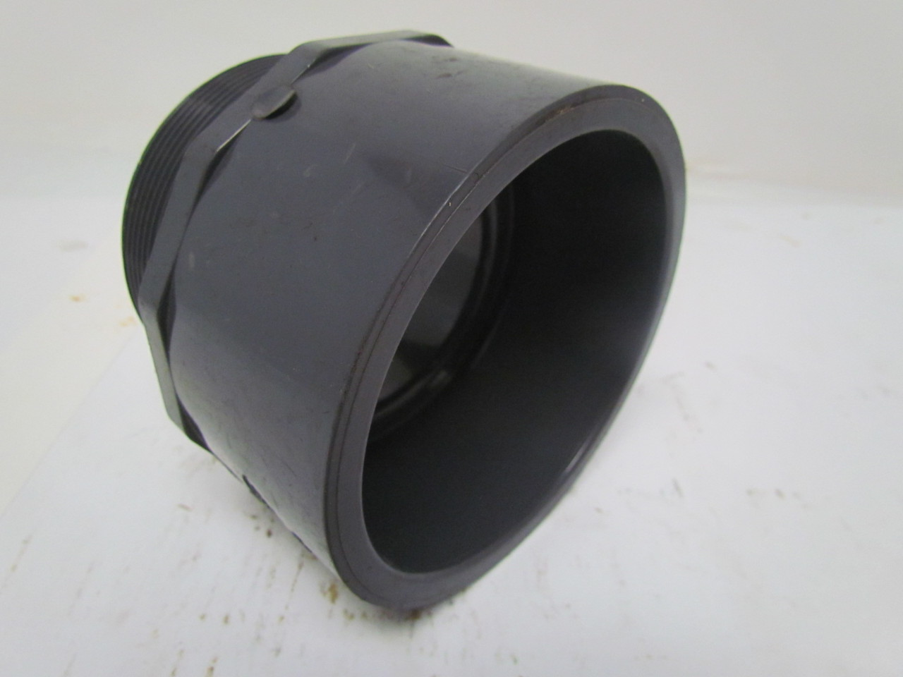 Pvc pipe fitting adapter schedule quot socket npt male
