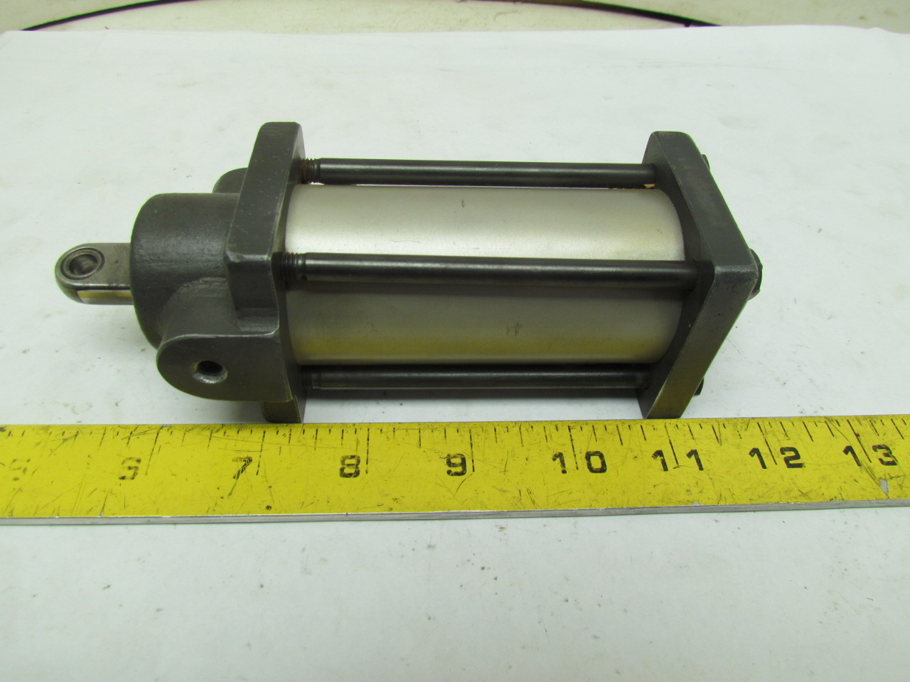 Pneumatic air clamping cylinder quot bore